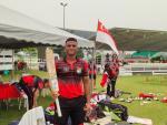 CWC CHALLENGE LEAGUE A Singapore Vs Vanuatu