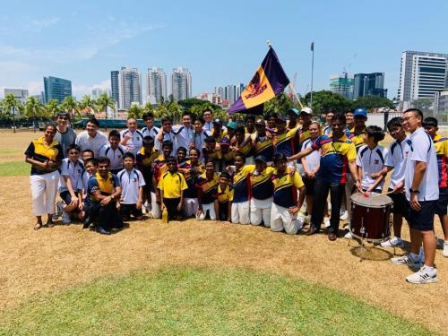 ACS (Independent) complete grand slam of National Cricket Championship